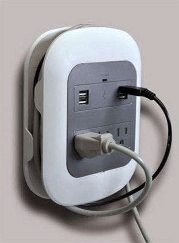 Legrand Offers Easy-to-Install Outlet and USB Chargers