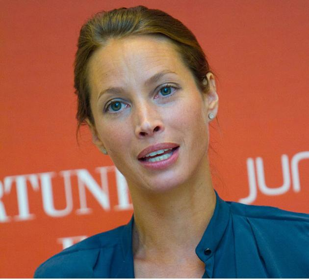 Christy Turlington Burns, model/founder, Every Mother Counts