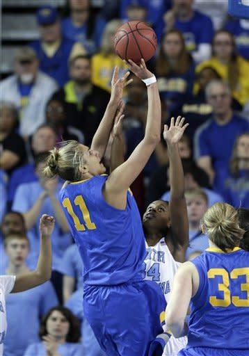 Delaware women beat North Carolina 78-69 in NCAAs