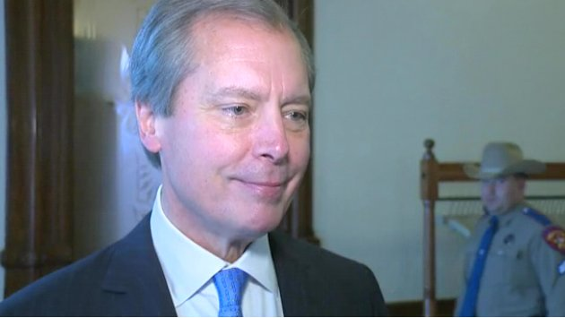 Dewhurst urges redo on conservative legislation in special session