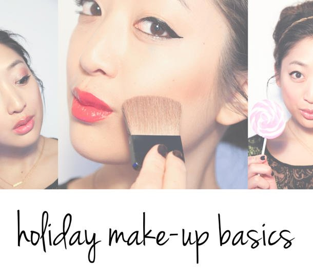 Holiday Makeup How-To
