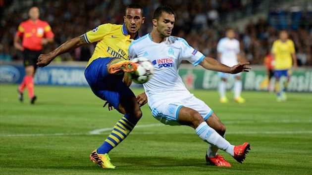 Olympique Marseille - FC Arsenal London