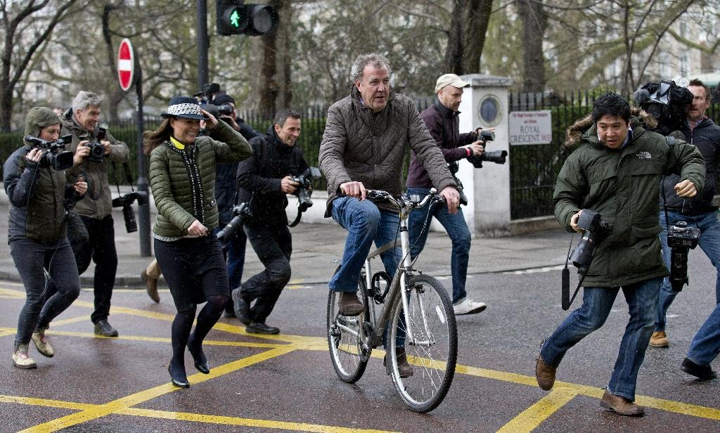 Death threats made to BBC chief after Clarkson axe