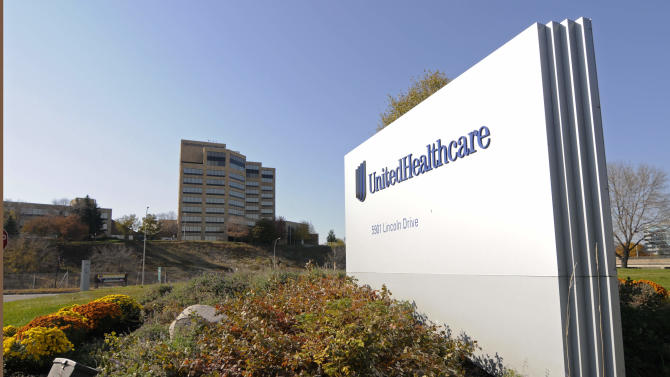 UnitedHealth's 3rd-qtr profit edges up 1 percent