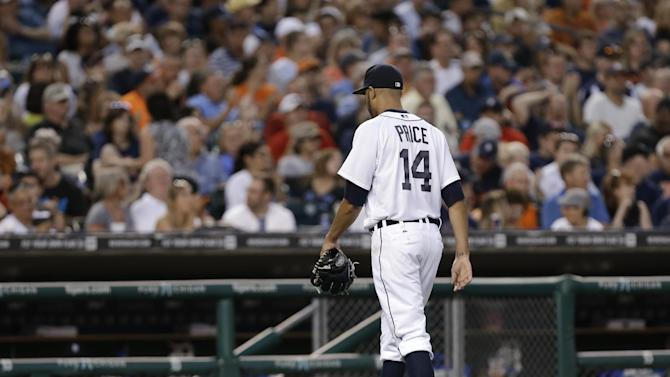 Yankees chase Price in 3rd, beat Tigers 8-4