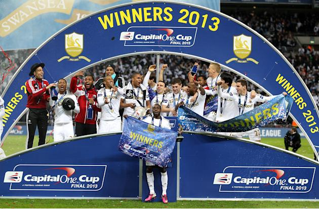Soccer - Capital One Cup Filer