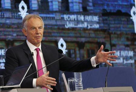 Blair to step down as Middle East envoy: diplomatic sources