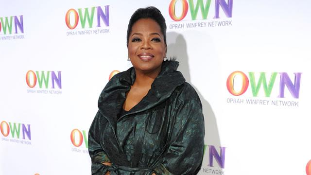 Oprah Tops List of Highest Paid Celebs