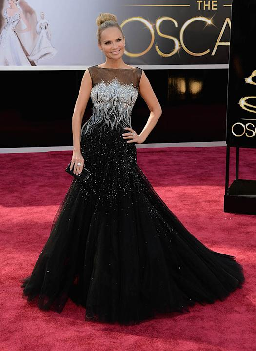 85th Annual Academy Awards - Arrivals: Kristin Chenoweth