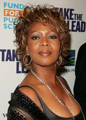 Premiere: Alfre Woodard at the NY premiere of New Line Cinema's Take the Lead - 4/4/2006