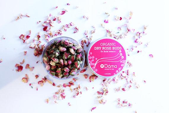 Rose Bud Facial Steam