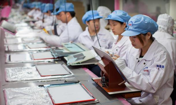 Foxconn says no, actually, we're not reducing our workforce
