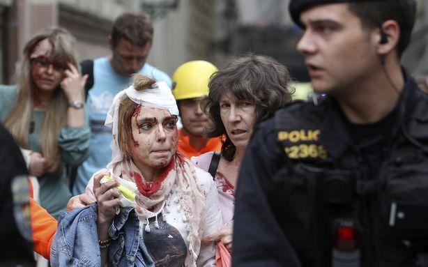 The Prague Blast, Which Injured Dozens, Was Probably Not a Bomb
