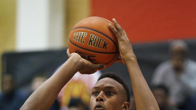 Top recruit Turner to attend Texas
