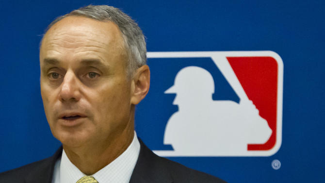 Manfred: MASN eventually must pay Nats increased rights fees