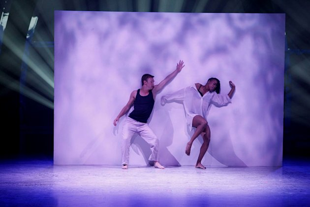 "All-Star dancer Kent Boyd and Sasha Mallory perform a Contemporary routine to ""Fool Of Me,"" choreographed by Tyce Diorio on ""So You Think You Can Dance."""