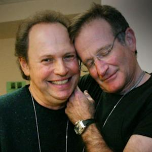Billy Crystal gives tearful tribute to Robin Williams at Emmys