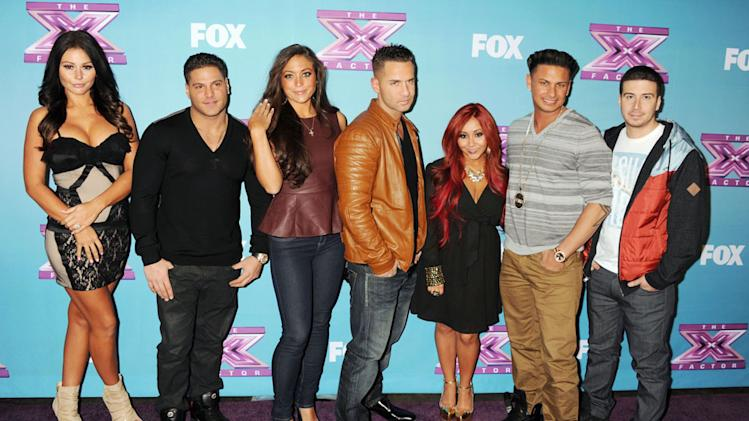 "FOX's ""The X Factor"" Season Finale - Night 1 - Photo Op"