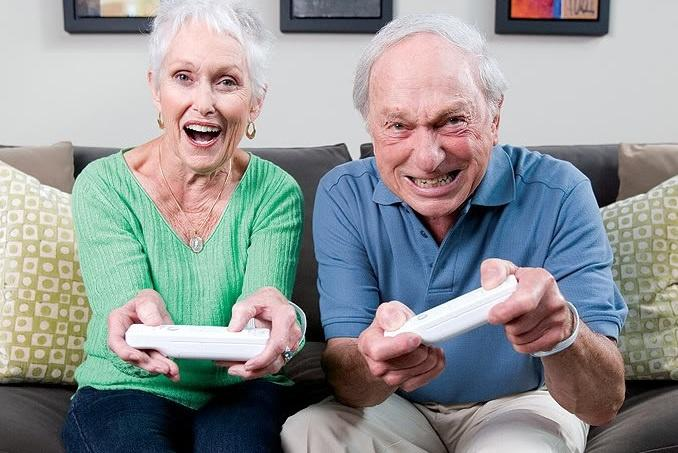 Gamers care less for competitive play as they get older, study shows