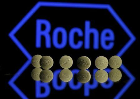 Roche boosted by early trial success with blood cancer drug