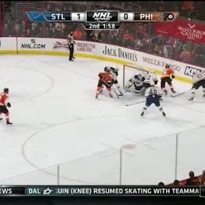 Brian Elliott Save on Chris VandeVelde (18:02/2nd)