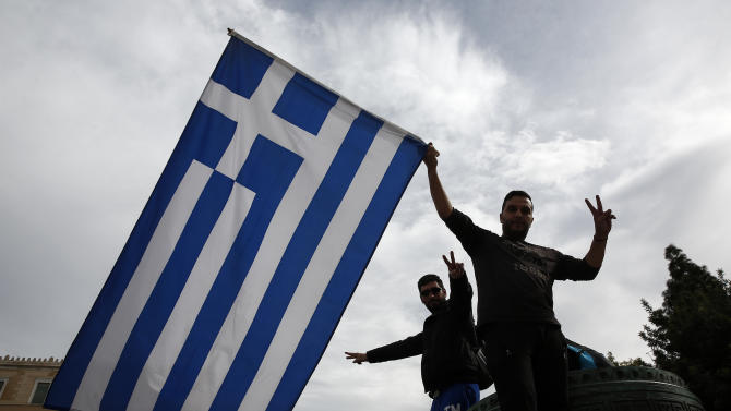 Greek farmers end blockade of central Athens in tax dispute