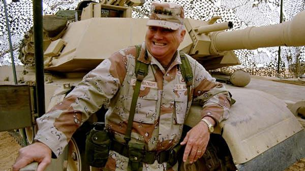Retired Gen. Norman Schwarzkopf dies at age 78
