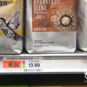 Consumer food prices rising due to drought