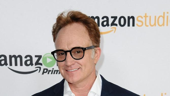 "Bradley Whitford attends the ""Transparent"" photo call at the Amazon Summer TCA Tour held at the Beverly Hilton Hotel on Monday, August 3, 2015 in Beverly Hills, Calif. (Photo by Richard Shotwell/Invision/AP)"