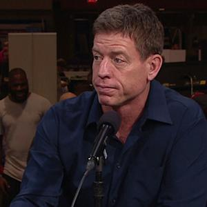 Troy Aikman discusses Cowboys season and Deflategate