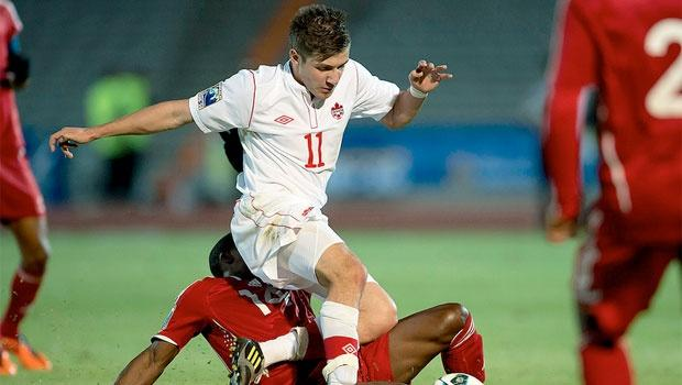 Canadian Exports: Ex-Toronto FC Academy product Michael Petrasso scores in Oldham Athletic debut