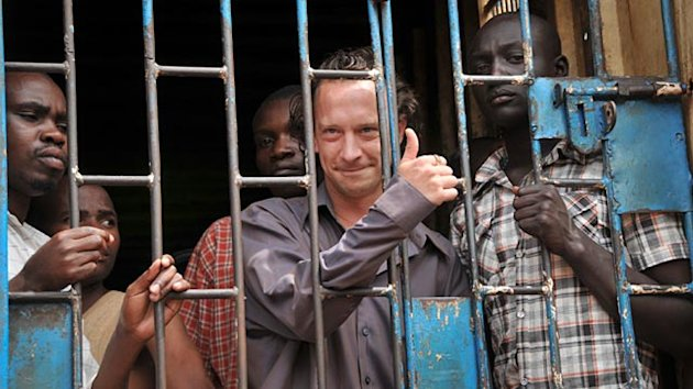 Gay Play Producer Let Out of Uganda Jail (ABC News)