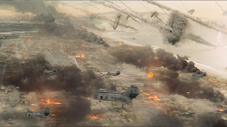 Battle Los Angeles 2011 Columbia Pictures