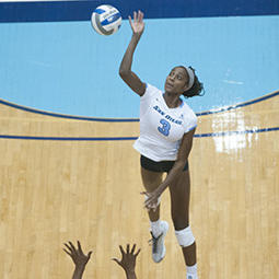WCC Volleyball Player of the Week | October 20, 2014