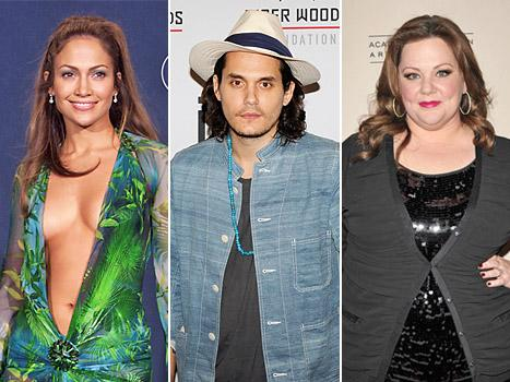 "CBS Sets a Dress Code for the Grammys, John Mayer Says He Was a ""Jerk"" to His Exes, Melissa McCarthy Is Called a ""Hippo"" by a Movie Critic: Today's Top Stories"