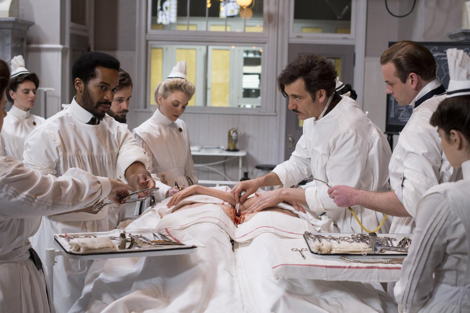 The Knick Recap: Having a Ball