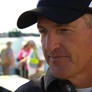 Greg Owen interview after Round 1 of Waste Management