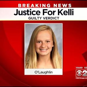 Parolee Convicted In Suburban Teen's Stabbing