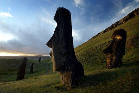 From Easter Island to Stonehenge, climate change threatens iconic tourist sites