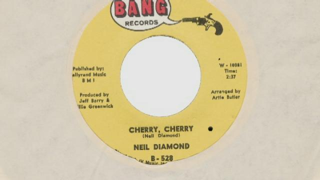 Neil Diamond - Cherry Cherry (The Bang Years)