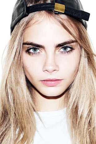 Cara Delevigne (Courtesy of Matt Irwin/Trunk Archive)