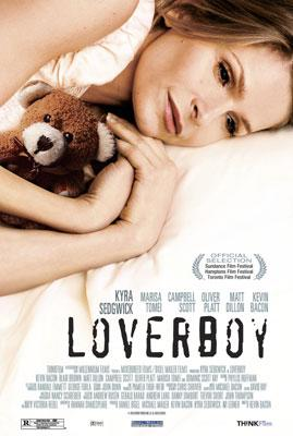 Kyra Sedgwick stars in ThinkFilm's Loverboy