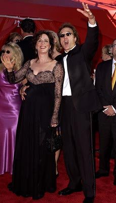 Jane Kaczmarek and Bradley Whitford Emmy Awards - 9/22/2002