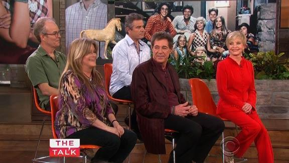 'Brady Bunch' Reunion for Florence Henderson's 80th