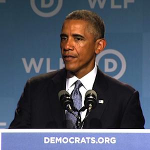 "Obama: ""When women succeed, America succeeds"""
