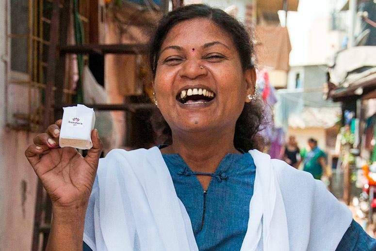 Recycling Hotel Soap Is Helping Prevent Disease in India