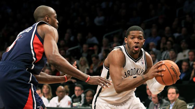 NBA: Atlanta Hawks at Brooklyn Nets