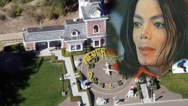Michael Jackson's Neverland Ranch Up for Sale for a Whopping $100 Million