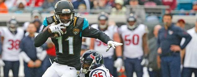 Jaguars' Marqise Lee suing over insurance policy