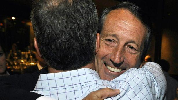 Mark Sanford's Scandal-Proof Formula: The Party Trumps the Sex, Every Time